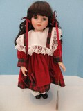 Hello Dolly Collectible Porcelain Dolls Signature Series