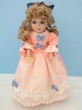 Retirement Edition Goebel Betty Jane Carter by Bette Ball Original Porcelain Doll