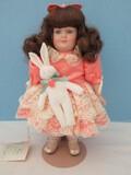 Goebel Carol Anne Dolls by Bette Ball