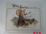 Wild America by James Lockhart Collection of Drawings/Paintings of North American Wildlife