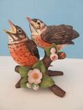 Lenox Fine Porcelain Baby Robins 5 1/4