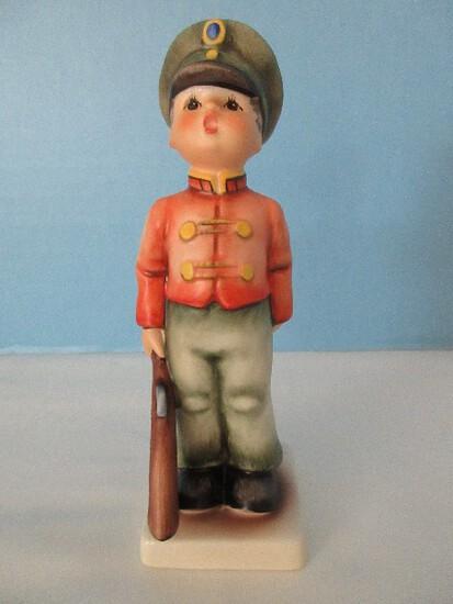 """Goebel Hummel Porcelain """"Soldier Boy"""" 6"""" Figurine"""