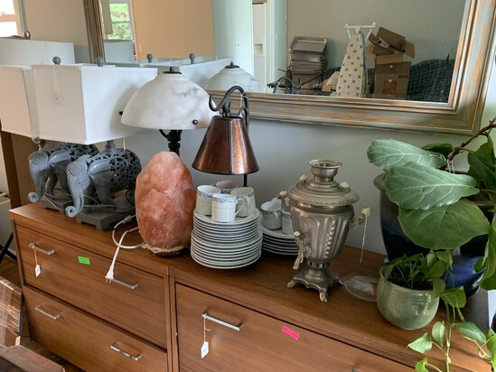 ONLINE PARTIAL ESTATE AUCTION IN GREER #7912