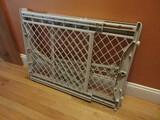 Standard Plastic Safety Gate Lattice Design