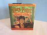 Harry Potter & The Goblet of Fire Unbridged on 17 Compact Discs