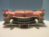 Mary Kay Pink Cadillac Front Wall Décor w/ Glass Shelf