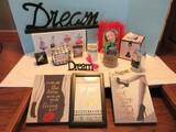 Girls Lot - Mary Kay Box, Dream Pink Wishes & Cadillac Dreams Sign