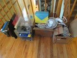 Super Lot - Misc. Office Supplies, Invitations, Magnetic List Pads, Cards, Files, Organizer Trays
