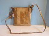 Kenneth Cole Reaction Crossbody Bag, Bag w/ RFID Blocking Lining New w/ Tag