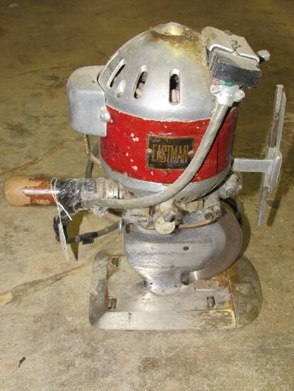 Eastman Machine Co. Electric Cutting Wheel