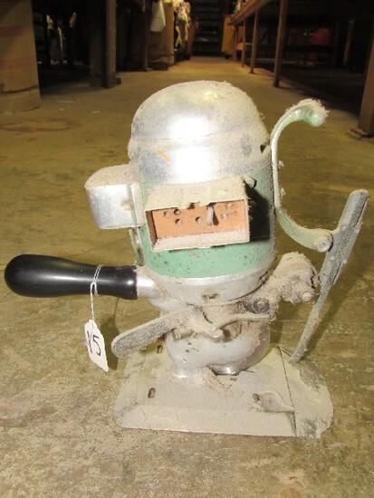 Wolf Clipper Series II Electric Cutting Machine