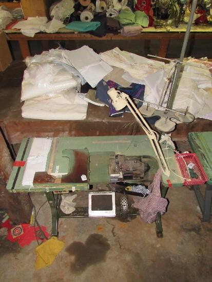 Singer 246-13 Industrial Sewing Machine