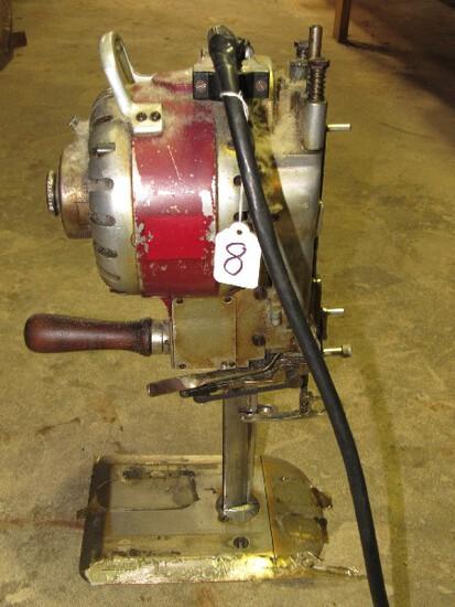 Vintage Eastman Machine Co. Knife Saver Sharpener 5.2AMPS, 110V, Type XDS
