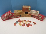 Group - Cigarette Rolling Papers Top, Model, R.J. Reynolds, Prince Albert & Cigar Boxes