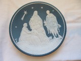 Collectors Villery & Boch Mettlach Limited Edition 1978 Three Holy Kings 11 1/2