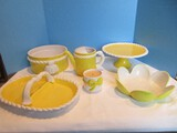 Group - Vintage Rubel 1975 Japan House Party T.M. Ceramicware