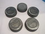 Rare Find 5 Ball Zinc Caps For All Regular Mason Jars in Original Box