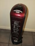Ceramic Element Standing Heater/Cooler Fan