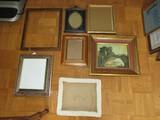 Frame Lot - Various Size/Designs