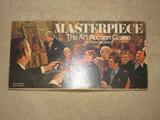 Vintage Masterpiece Art Auction Game