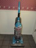 Hoover Wind Tunnel Max Multi-Cyclonic Blue Vacuum