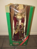 Animated Holiday Figure in Box by Holiday Creations