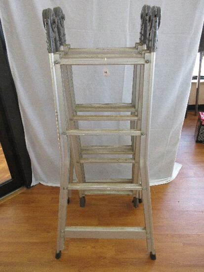 Flex-O-Ladder II Multipurpose Aluminum Ladder