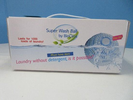 Bio Cera Super Wash Ball Last For 1000 Loads of Laundry