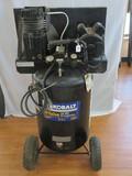 Kobalt 30 Gallon Cast Iron Air Compressor Mobile Tank