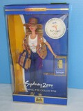 Mattel Barbie Collectibles Sydney 2000 Collector Edition Olympic Pin Collector w/ Official Pin