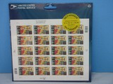 Collectors Diabetes Awareness 20 Full Sheet .34 Cent Collectible Stamps © 2000 USPS