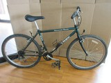 Trek 820 Mountain Track Green Mountain Bicycle Bike Mainframe Full Cromoly 18