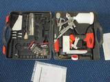 Tool Group Pneumatic Iron Force 18 Gauge Bard Nailer Gun 5/8