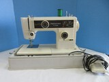 Kenmore 10 Stitch Portable Sewing Machine in Case