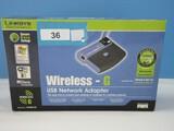 Cisco Systems Wireless-G USB Network Adapter Linksys