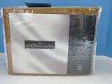 Northern Nights 500 Thread Count 100% Cotton Sheet Set Queen Size Golden Rod Pattern