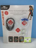 Crane Fitness Motion Activated Light Set Great For All Night Time Activities