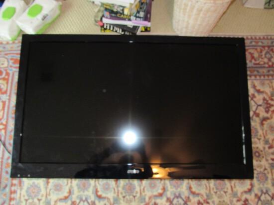"Sanyo HDMI TV Model No. FUM3982 39"" Corner to Corner w/ Wall Mount"