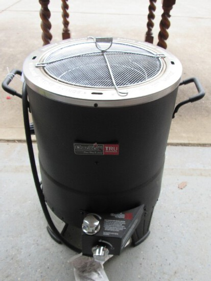"""Char-Broil """"The Big Easy"""" Tru Infrared Cooker Gas Powered Turkey Fryer"""