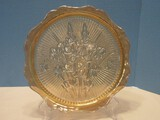 Jeanette Depression Glass Marigold Carnival Glass 12
