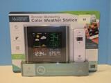 La Crosse Technology Remote Monitoring Color Weather Station