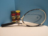 Group - HEAD Magnesium Super Size Tube Tech 4 1/2 - 4 Extra Long Racquet