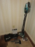 Shark Rocket Deluxe Pro Green Corded Ultra Light Bagless Vacuum w/ Attachments