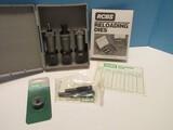 RCBS Precisioneered Reloading Dies 3 Set Carbide T.C. Set 9mm Luger w/ Shell Holder #16