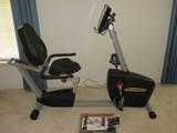 Schwinn Fitness SR23 Recumbent Exercise Bike w/ Display