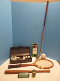 Vintage Sports Equipment Dunlop Production Maxply 27