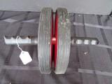 Black/Red Exercise Roller