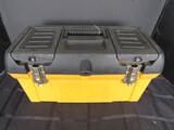 Black/Yellow Tool Box
