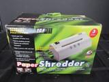 Paper Shredder TDE Systems in Box