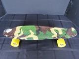 High Bounce Sports Camo Pattern Children's Skateboard